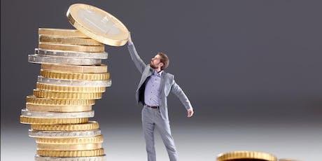 Aprende Educación Financiera ¡Charla Gratuita! entradas