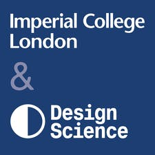 Imperial College London and Design Science logo