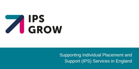 IPS Midlands Communities of Practice - CPD and development in IPS tickets