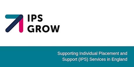IPS Midlands Communities of Practice - CPD and development in IPS tickets