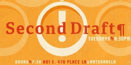 Second Draft LA tickets