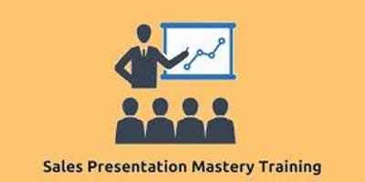 Sales Presentation Mastery 2 Days Virtual Live Training in Oslo