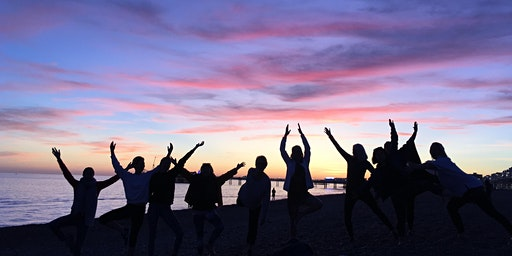 Breathe By The Sea, Welcoming 2020, Yoga Day Escape