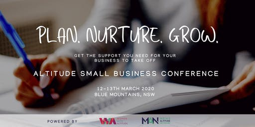 Altitude Small Business Conference