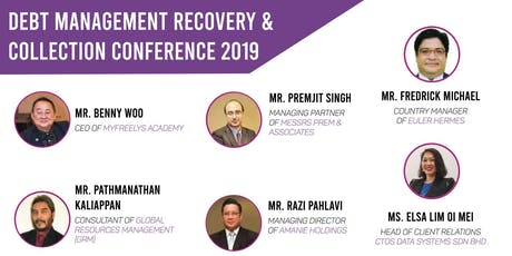 Debt Management Recovery & Collection Conference 2019 tickets