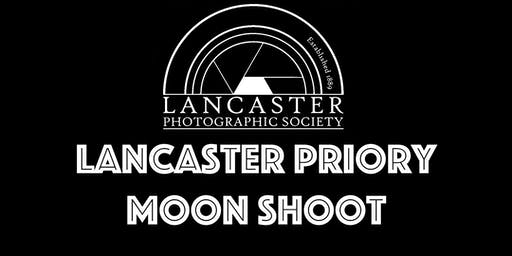 Lancaster Priory moon shoot