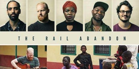 HW: The Rail Abandon's & Isaac Birituro's KALBA - Ghana/U.K. Collective tickets