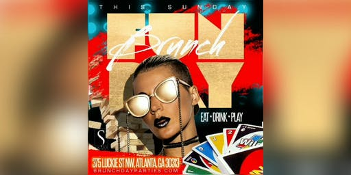 """THIS SUNDAY :: FUNDAY BRUNCH PRESENTS """"GAME DAY BRUNCH"""" (EAT × DRINK × PLAY) @ SUITE FOOD LOUNGE"""