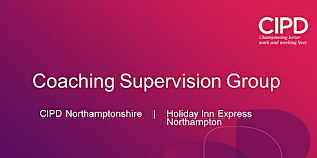 Coaching Supervision Group tickets