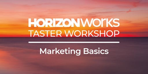 Taster Workshop – Getting your marketing strategy right for 2020
