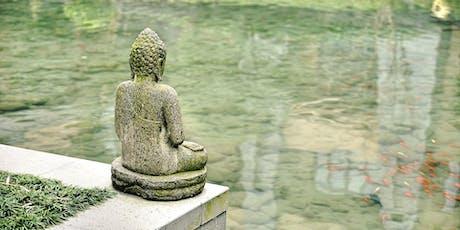 Meditación en Impact Hub Alameda entradas