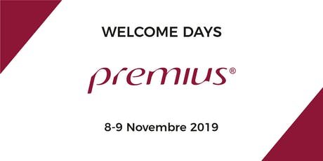 Welcome Days Premius tickets