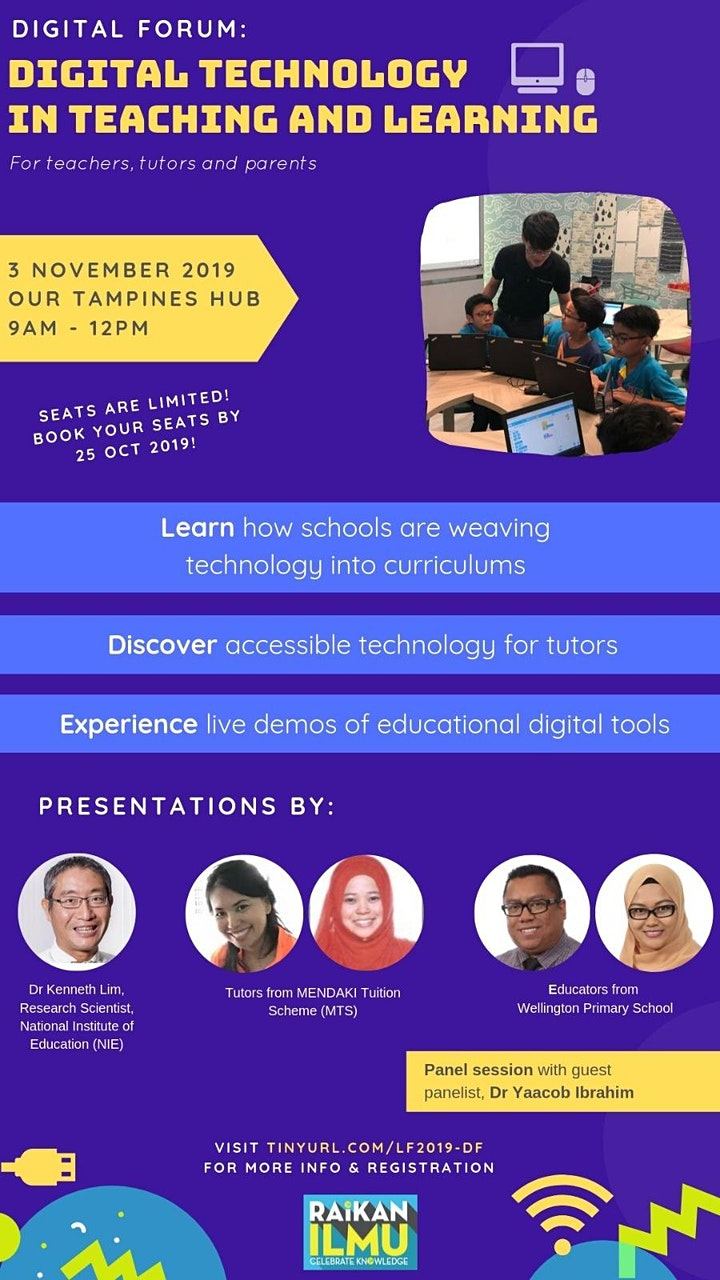 Digital Technology in Teaching and Learning image