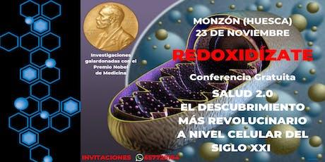 CONFERENCIA DESCUBRIENDO EL REDOX tickets