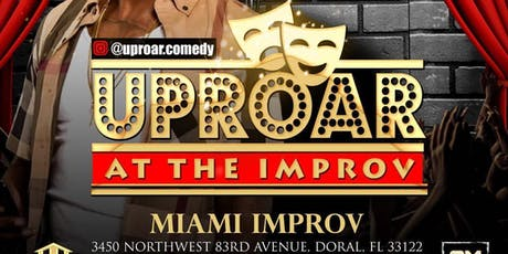 Uproar At The Improv tickets