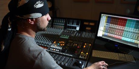 Schnupper-Workshop am Open Day: Beats bauen und Sounds machen – So klingst du wie die Großen tickets