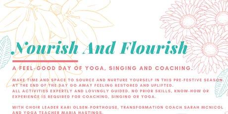 Nourish and Flourish tickets