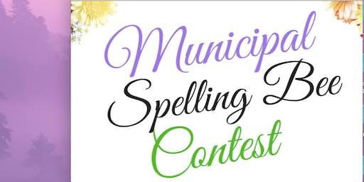 Municipal Spelling Bee v2