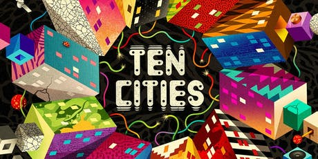 Ten Cities Jam w/ Gebrüder Teichmann & Wura Samba, Perera Elsewhere... tickets