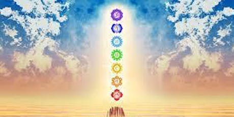 Chakras, Crystals and Essential Oils Workshop & Meditation tickets