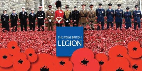 Remembrance Sunday - Empire & Royal British Legion - Free Family Event tickets