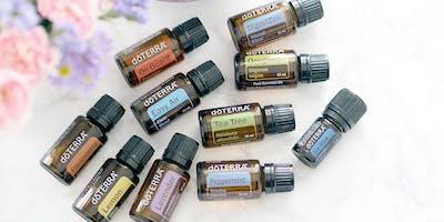 Essential Oils for Health & Wellness