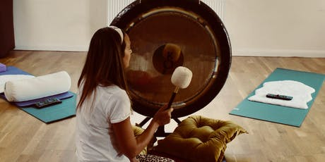 Gong Bath- Holyport Scouts Hut (behind village Hall) tickets