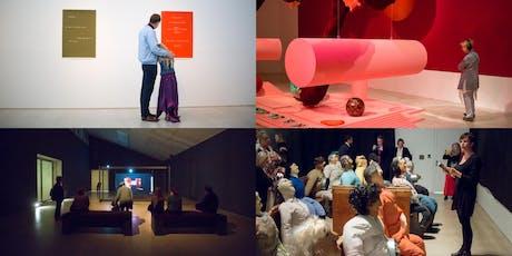 Audio Described Tour: Turner Prize 2019 tickets