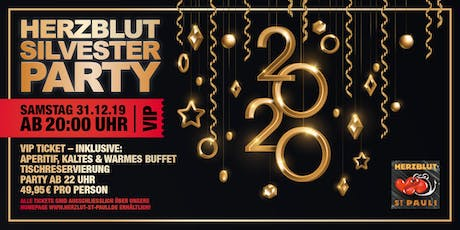 Silvesterbuffet und Party Tickets
