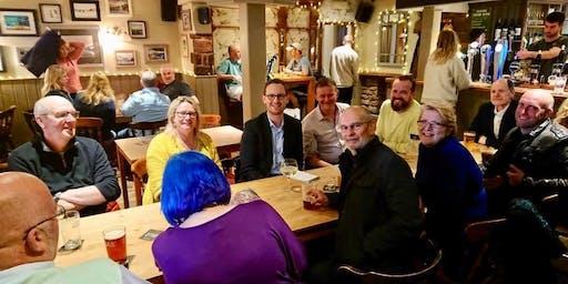 Pub Politics - Westbury Park Pub & Kitchen, Henleaze