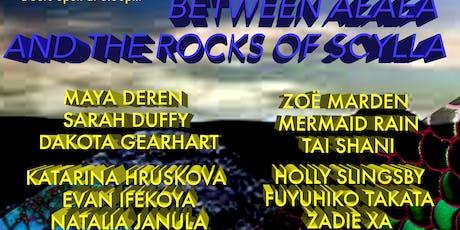 Between Aeaea and the rocks of Scylla tickets
