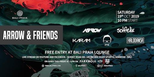 ARROW and friends | Bali Praia