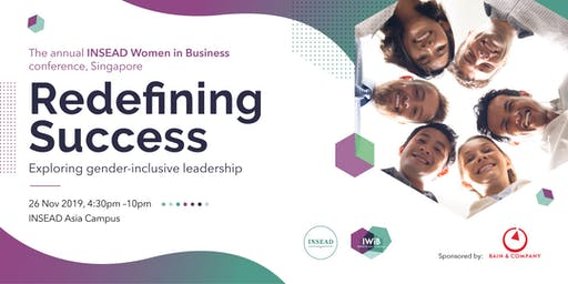 The 5th INSEAD Women in Business Conference