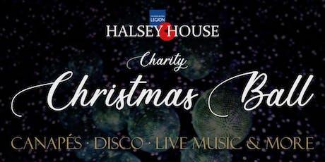 Halsey House Christmas Ball tickets