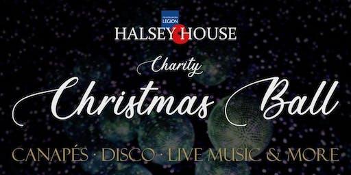 Halsey House Christmas Ball