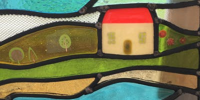 Stained & Fused Glass- Glass Fusion Panel class