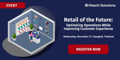 Retail of the Future Event