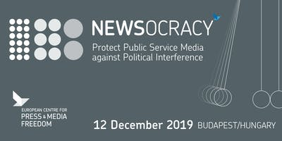 NEWSOCRACY | Protect Public Service Media against