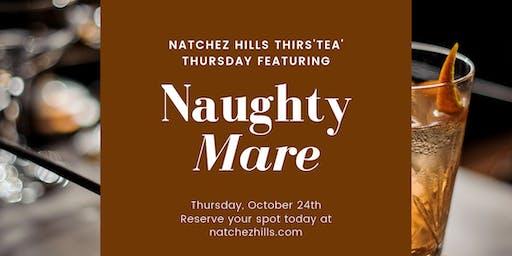 Thirs'TEA' Thursday: Naughty Mare
