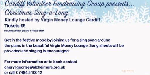 Alzheimer's Society Christmas Sing a Long
