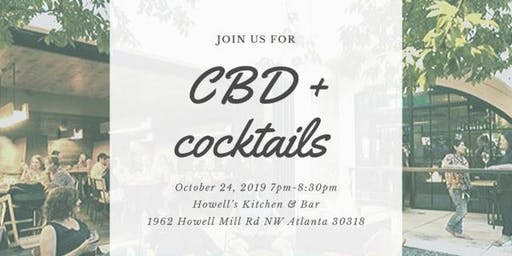 CBD and Cocktails