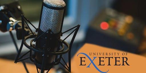 Podcast recording with John McNamara from IBM Hursley