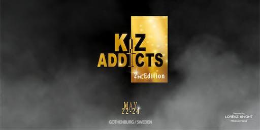 Kiz Addicts 2nd Edition