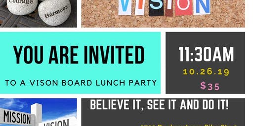ZINGed Vision Board Event!