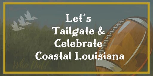 CRCL's Saints Tailgating Party