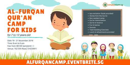 Al-Furqan Qur'an Camp for Kids