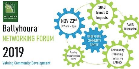 Ballyhoura Development Networking Forum 2019 tickets