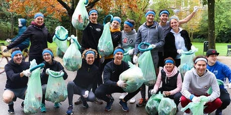Plogging: Clean Up The Streets While Working Out tickets