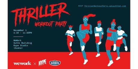 Thriller Workout Party tickets
