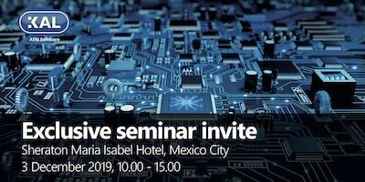 KAL ATM Software - exclusive seminar invite